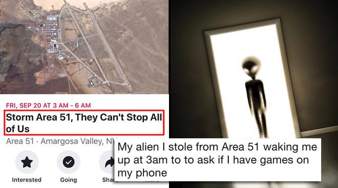 Il Raid all'Area 51 5