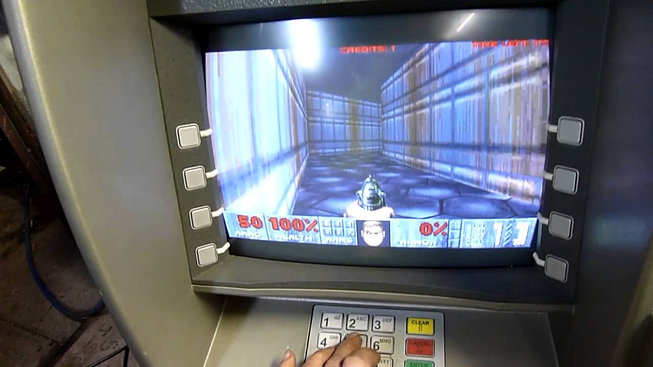 Doom Everywhere, i porting più strani di Doom 4