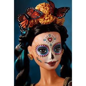 Barbie: arriva la bambola che omaggia il Día de los Muertos 5