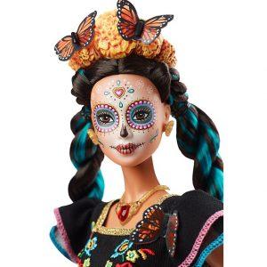 Barbie: arriva la bambola che omaggia il Día de los Muertos 9