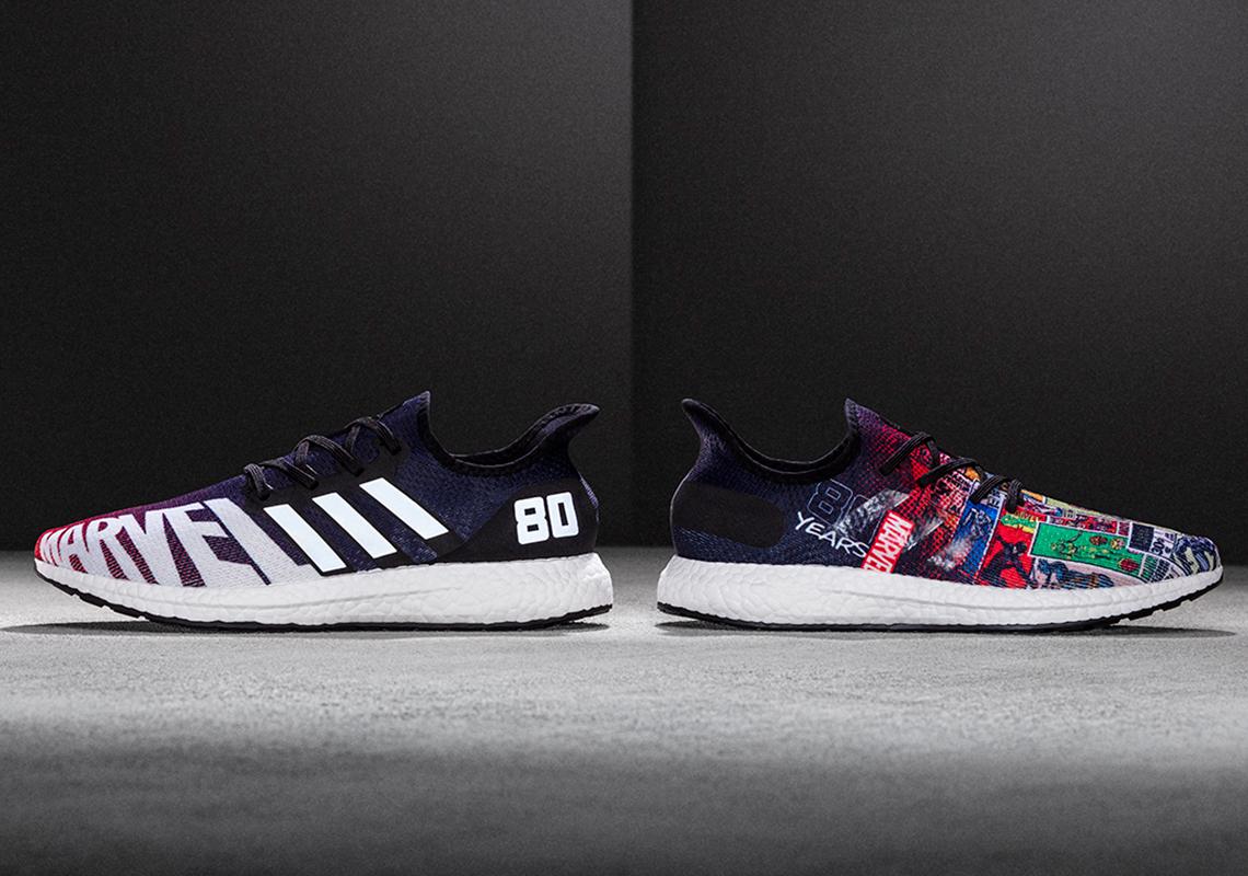 Adidas si colora Marvel: novità per l'80esimo anniversario 7
