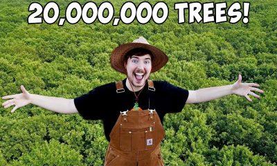 MrBeast e i 20 Milioni di Dollari (per 20 milioni di alberi) 9