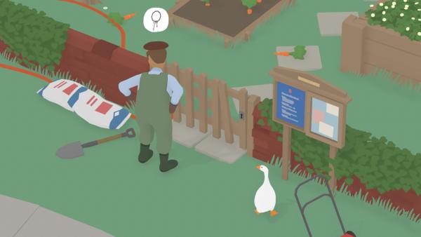 Come Untitled Goose Game sfida il genere del comedy game 3