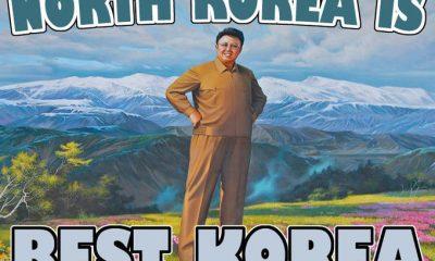 """Project North Korea is Best Korea"" - Justin Bieber in Corea del Nord 17"